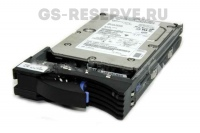 39R7356 Жесткий диск IBM Lenovo 300GB 10000RPM SAS Hot-swap 3.5""