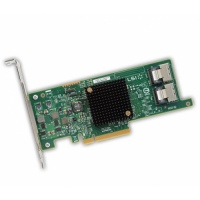 ASR-8885 ADAPTEC 8 Int/8 Out, 12Gb/s SAS, Pcle 3.0 8X HBA RAID0/1/10/5/6 1024M