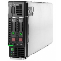 Блейд-сервер HP 666161-B21 ProLiant BL460c Gen8