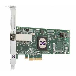 CD621 Сетевой Адаптер Dell (Emulex) LPE1150 FC1120005-15B L2B2777 4Гбит/сек Single Port Fiber Channel HBA LP PCI-E4x