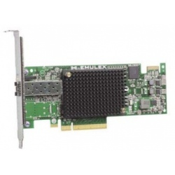 LPe16000 Emulex 16G Fibre Channel PCIe 3.0 Single-Port Host Bus Adapter