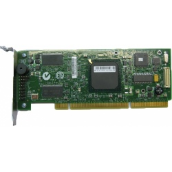 S26361-F3085-L228 Контроллер RAID SCSI Fujitsu-Siemens MegaRAID 320-0X Intel IOP321-400Mhz 128Mb 0-Channel RAID50 UW320SCSI LP LB PCI-X For RX200S2