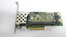 412799-001 Контроллер HP Smart Array E200/64 - PCIe Serial Attached SCSI (SAS) RAID controller card