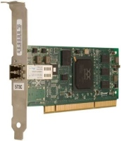 QLA4050C-CK Qlogic Single-port 1GbE iSCSI / Network-to-64-bit, 133-MHz PCI-X adapter, copper